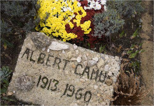 Camus Grave