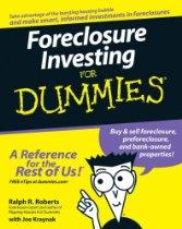 Foeclosure investing