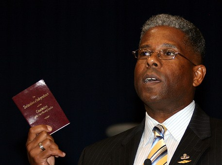 Allenwest and the little red book
