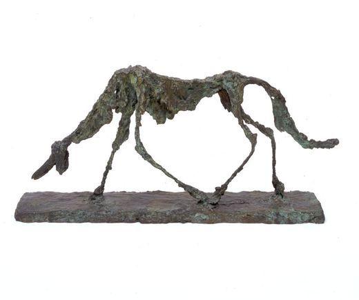 Giacomettis_dog